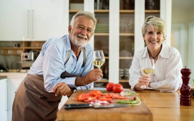 9 good ways to stay healthy in old age